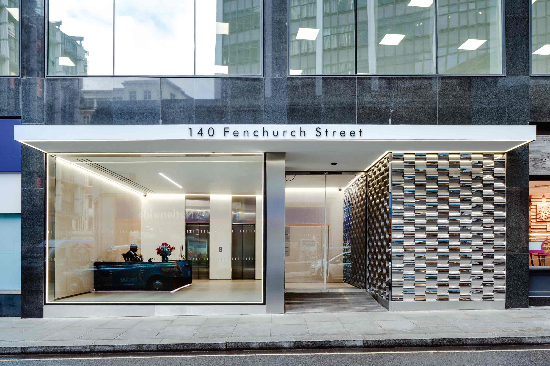 Fenchurch Street London